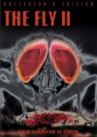 The Fly II poster