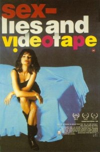Sex, Lies, and Videotape poster