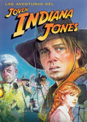 The Young Indiana Jones Chronicles 1023x1433