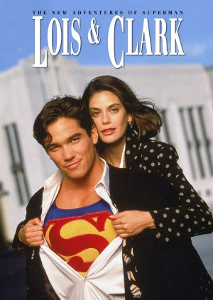 Lois & Clark: The New Adventures of Superman 1016x1433