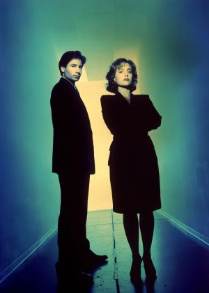 The X Files 2400x3371