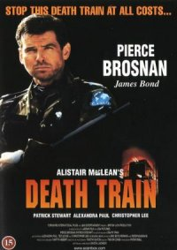 Alistair MacLean's Death Train poster