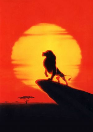 The Lion King 1673x2361