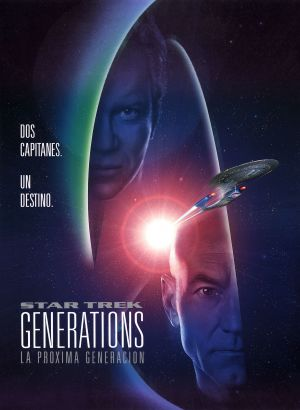 Star Trek: Generations 1729x2362