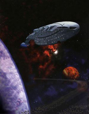 Star Trek: Voyager 1167x1500