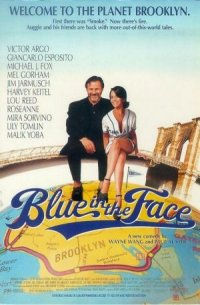 Blue in the Face - Alles blauer Dunst poster