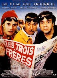 Les trois frères poster