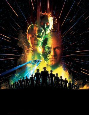 Star Trek: First Contact 2460x3171
