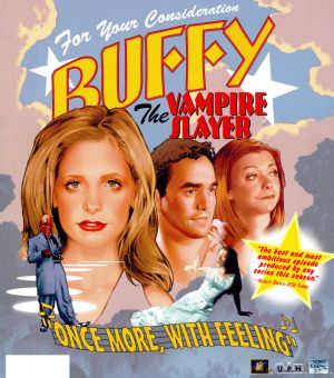 Buffy the Vampire Slayer 2960x3350