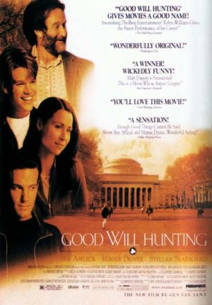 Good Will Hunting 418x600