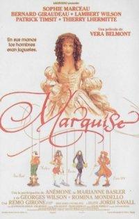 Marquise - Gefährliche Intrige poster