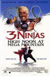 3 Ninjas: High Noon at Mega Mountain poster