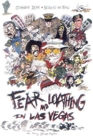 Fear and Loathing in Las Vegas 557x810