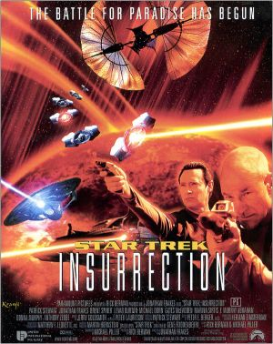 Star Trek - L'insurrezione 600x755