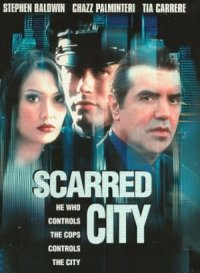 Scar City poster