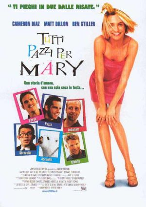 There's Something About Mary 500x707