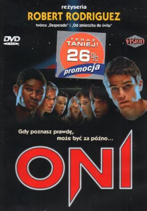 The Faculty Dvd cover