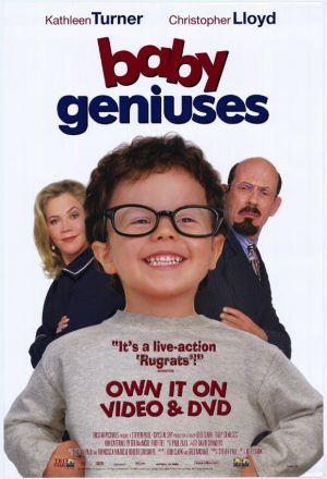 Baby Geniuses 580x851