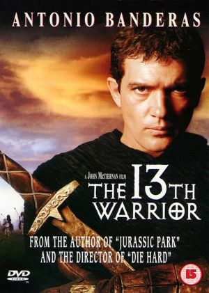 The 13th Warrior Dvd cover