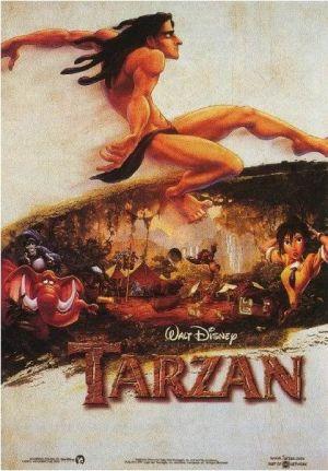 Tarzan 419x602