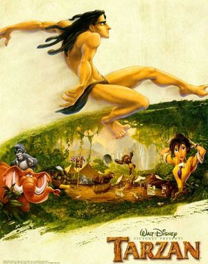 Tarzan 630x800