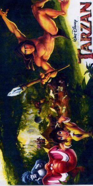 Tarzan 387x768