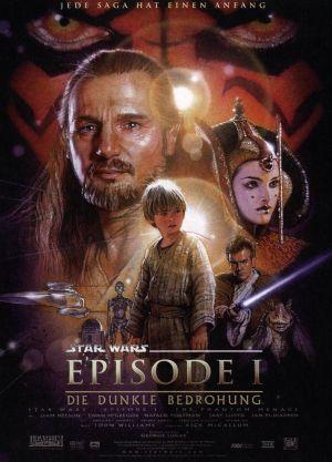 Star Wars: Episodio I - La amenaza fantasma 1281x1780