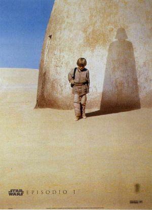 Star Wars: Episodio I - La amenaza fantasma 500x691