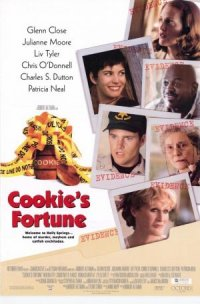 Cookie's Fortune poster