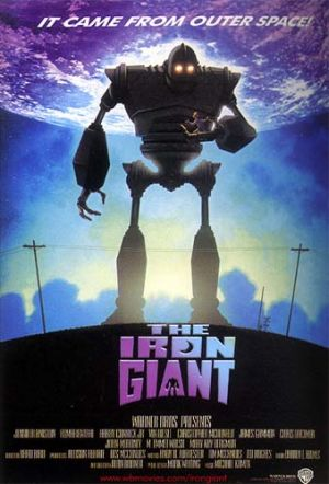 The Iron Giant 339x500