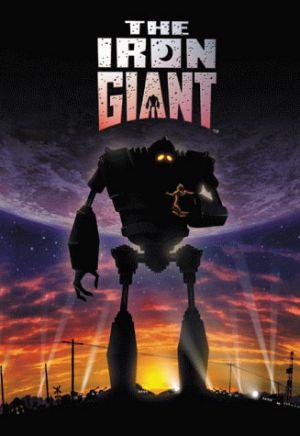 El gigante de hierro 327x475
