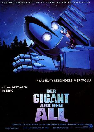 El gigante de hierro 407x575