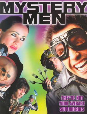 Mystery Men 456x600