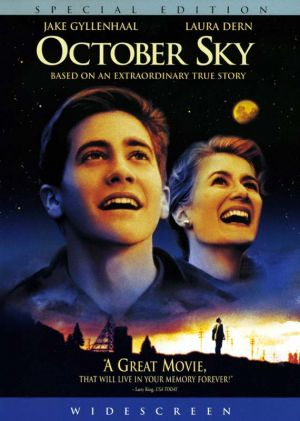 October Sky Dvd cover