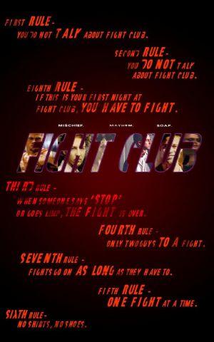 Fight Club 640x1024