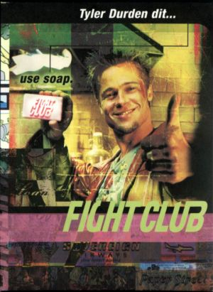 Fight Club Dvd cover