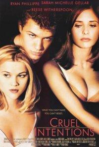 Cruel Intentions - Prima regola non innamorarsi poster