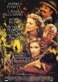 William Shakespeare's A Midsummer Night's Dream poster