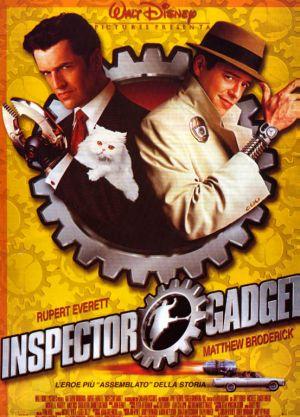 Inspector Gadget 553x768