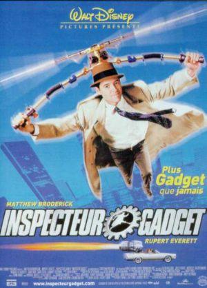 Inspector Gadget 538x749