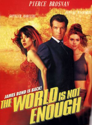 The World Is Not Enough 556x757