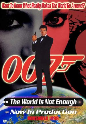 The World Is Not Enough 600x861