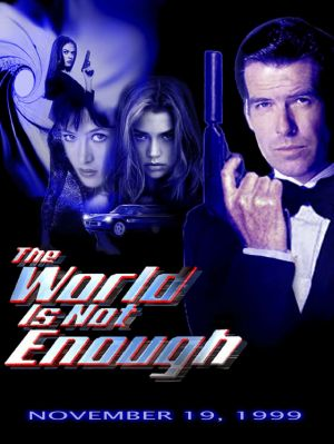 The World Is Not Enough 561x746