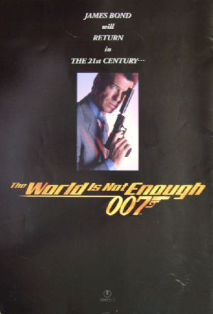 The World Is Not Enough 521x768