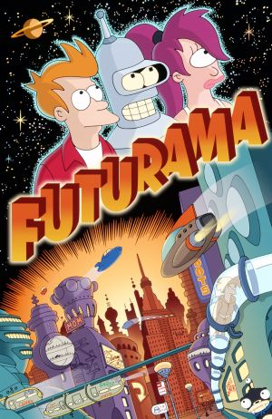 Futurama 2336x3600