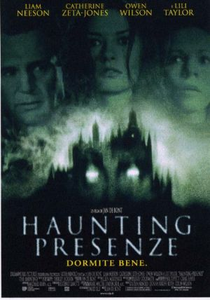 The Haunting 538x768