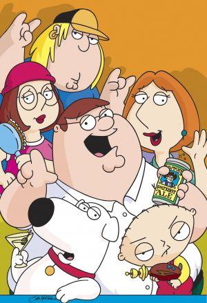 Family Guy 2049x3000