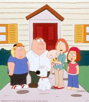 Family Guy 2607x3000