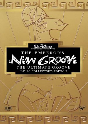 The Emperor's New Groove 1541x2173