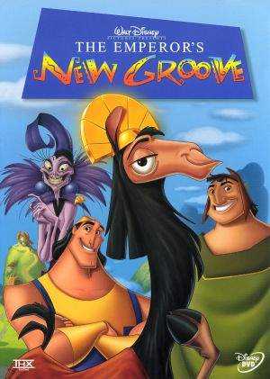 The Emperor's New Groove 1536x2158